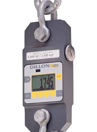 Dillon Dynamometer Calibration, Dillon Dynamometer 30006-0050, Dillon Dynamometer 30006-0100